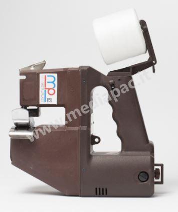 La cucitrice portatile pi leggera al mondo mp 82 for Macchina cucitrice